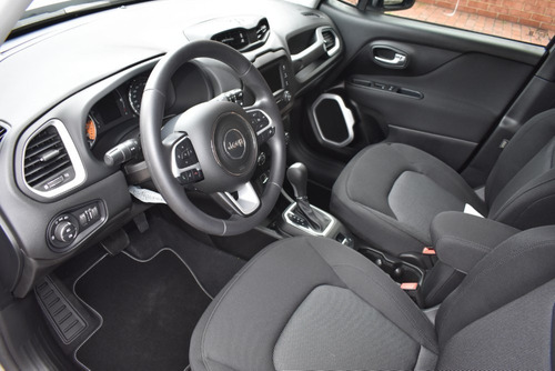 jeep renegade  automatica sport plus 2020