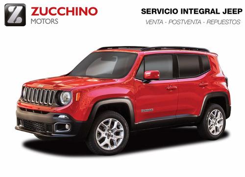 jeep renegade automático + 1 año de seguro gratis   zucchino