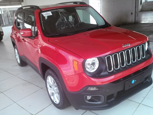 jeep renegade custom at 2.0 diesel 4x4 - cnpj - 2018