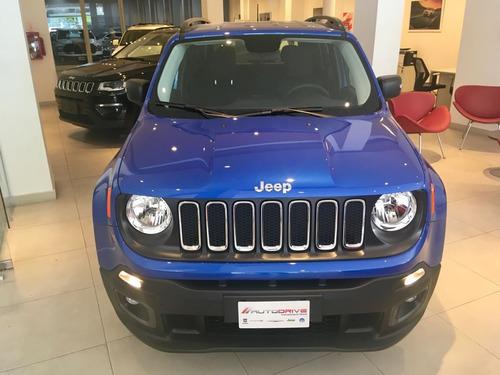 jeep renegade descuentos financiación 2020