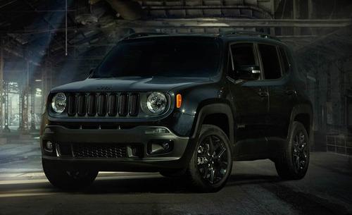 jeep renegade financiación previa aprobación de fabrica