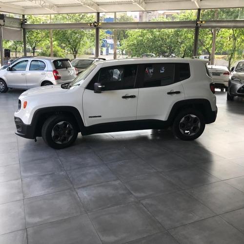 jeep renegade flex sport 1.8 2016 automatico/ renegade 2016