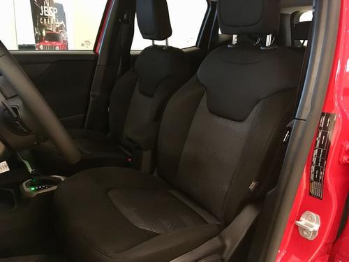 jeep renegade. jeep® plan entrega en 4ta cuota