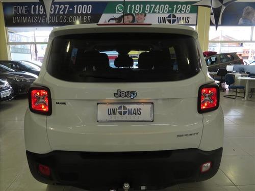 jeep renegade jeep renegade sport 1.8 16v mt5 flex  4p