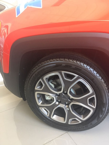 jeep renegade latitud 2018