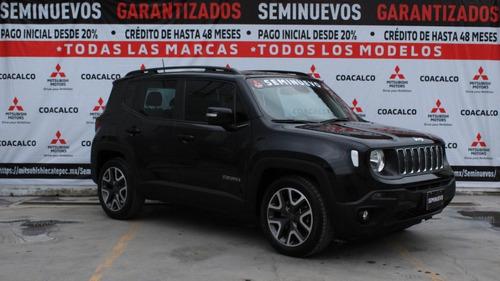 jeep renegade latitude automática cvt 2019