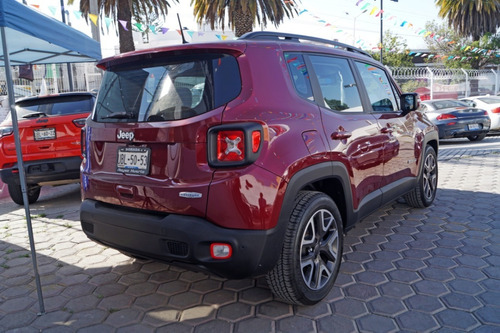 jeep renegade lattitude