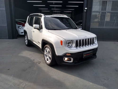 jeep renegade limited 1.8 4x2 2018 automatica
