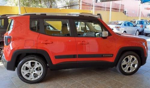 jeep renegade limited 1.8 (aut) (flex