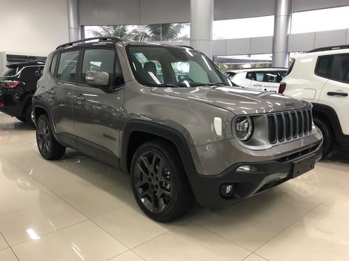 jeep renegade limited 1.8 flex 0km