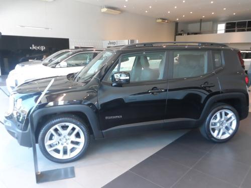 jeep renegade limited  1.8 flex aut. 5p 19/20