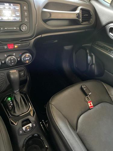 jeep renegade limited 1.8 flex, autom, completo, única dono