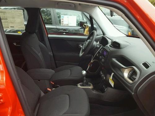 jeep renegade limited 2018 solo por partes