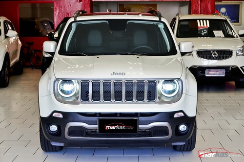 jeep renegade limited 4x2 1.8 139 cv flex automatica 8.000