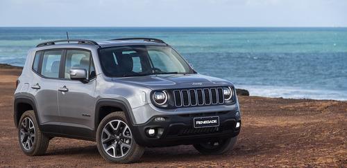 jeep renegade longitud at6 1.8  4x2, $615.300 o tu usado** l