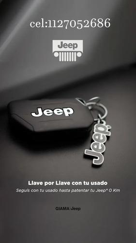 jeep renegade longitud at6 4x2, $615.300 o tu usado ! l