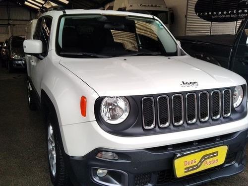 jeep renegade longitude 1.8 16v flex, fsy9395