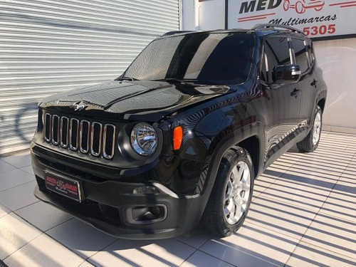 jeep renegade longitude 1.8 16v flex, gca3184