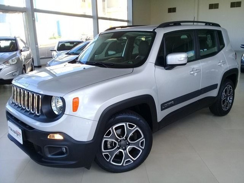 jeep renegade longitude 1.8 16v flex, ggh6693