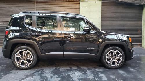 jeep renegade  longitude 1.8  2016 automática
