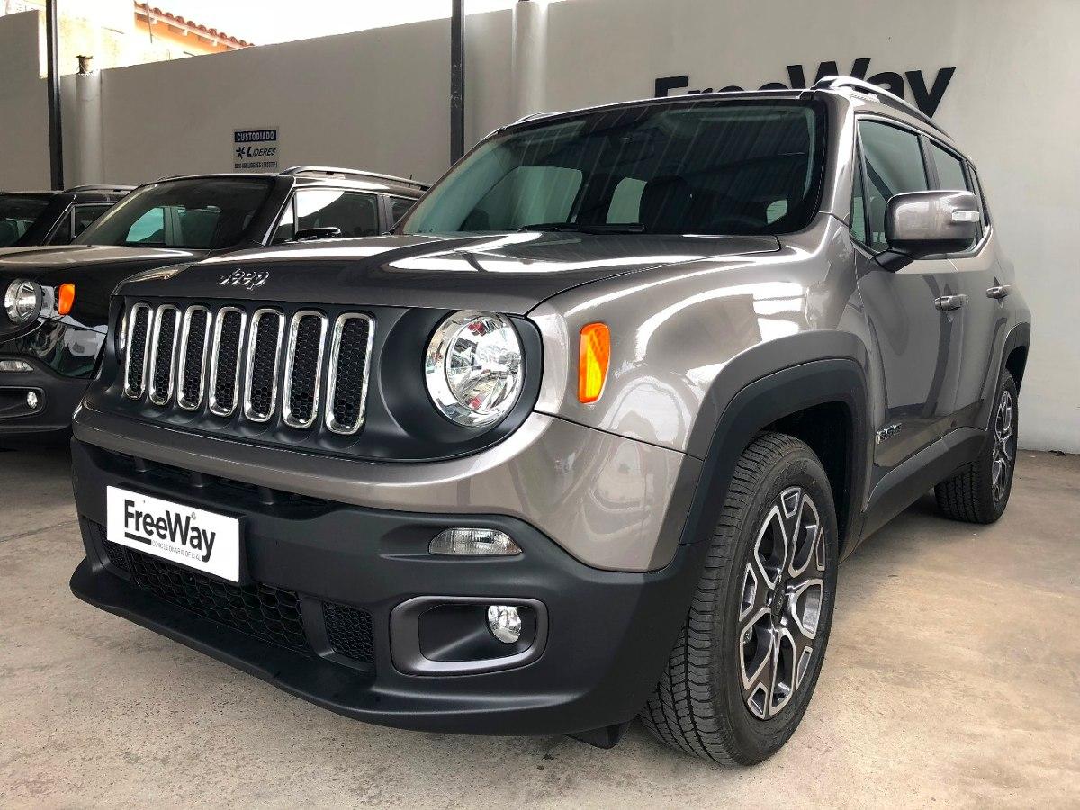 Jeep Renegade Imagenes >> Jeep Renegade Longitude 1.8 2018 0km Gris 5 Puertas - $ 805.000 en Mercado Libre