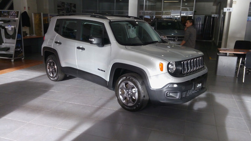 jeep renegade  longitude 1.8 4 x 2