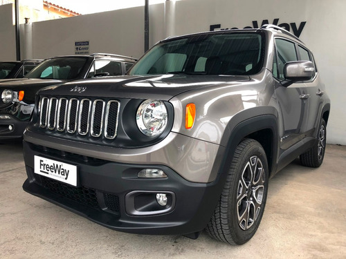 jeep renegade longitude 1.8 4x2 2018 0km