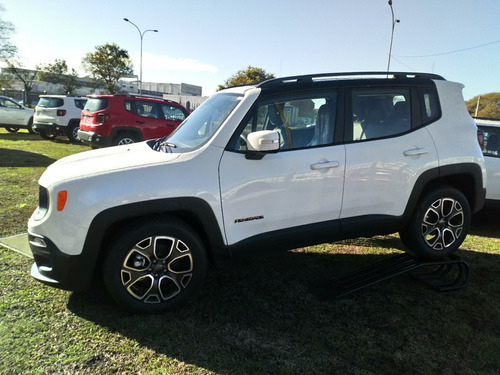 jeep renegade longitude 1.8 at6 fwd  my18