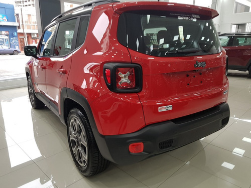 jeep renegade longitude 1.8 at6 (ka)