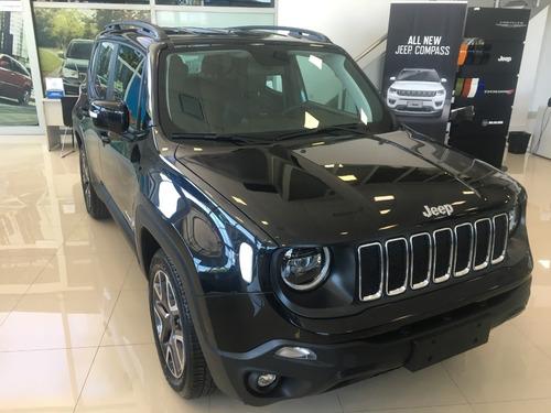 jeep  renegade longitude 1.8 at6  - ventas on line