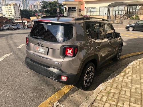 jeep renegade longitude 1.8 aut 2016