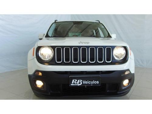jeep renegade longitude 1.8 aut.