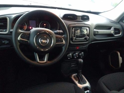 jeep renegade longitude 1.8 aut. flex 17/18 0km rosati