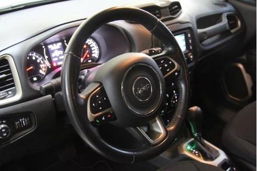 jeep renegade  longitude 1.8 (aut) (flex) flex automático