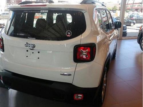 jeep renegade longitude 1.8 autom completo 0km2018