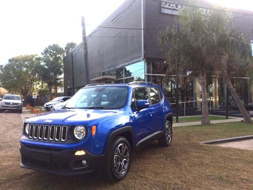 jeep renegade longitude 1.8 automática - 0 km