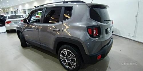 jeep renegade longitude 1.8 automatico 2018