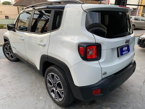 jeep renegade longitude 1.8 flex 2016