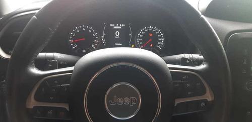 jeep renegade longitude 1.8 flex 2016 automatica completa