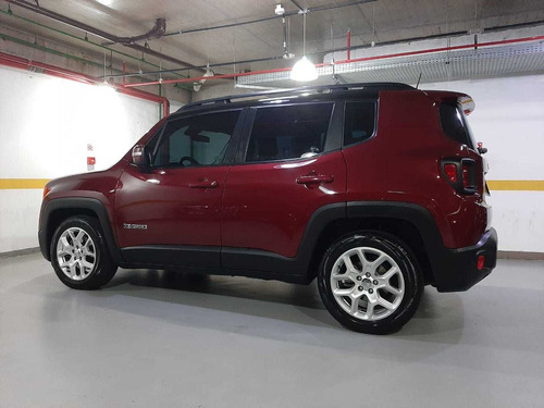 jeep renegade longitude 1.8 flex automático 2017