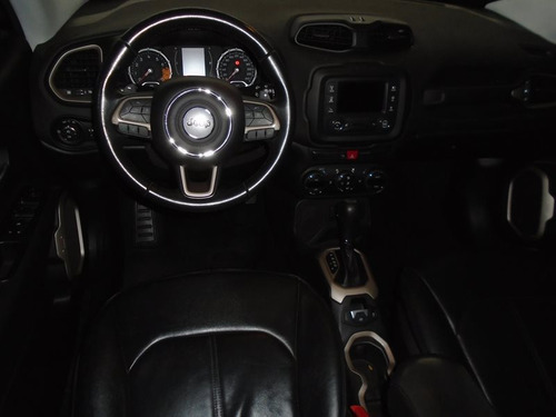 jeep renegade longitude 1.8 preto 2016