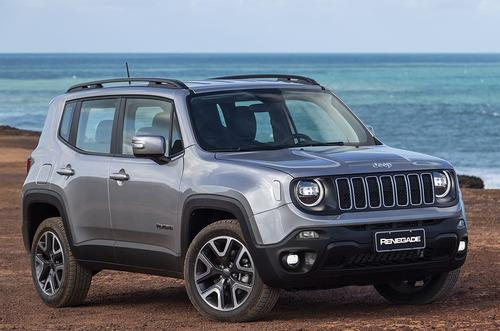 jeep renegade longitude 1.8 | subite a un jeep