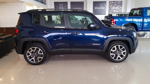 jeep renegade longitude 1,8l at6 fwd my2020