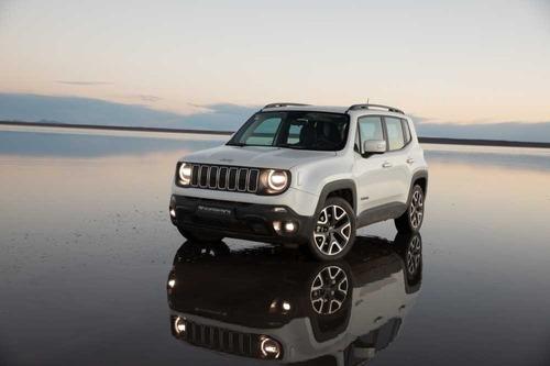 jeep renegade longitude 1.8l at6 - gencosa