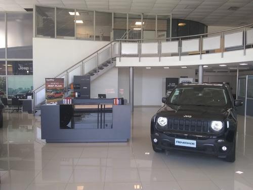 jeep renegade longitude 1.8l full entrega inmediata