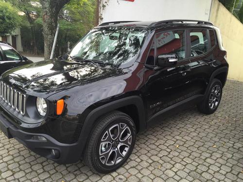 jeep renegade longitude 2.0 aut diesel 17/18 0km rosati