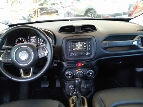 jeep renegade longitude 2.0 turbo 4x4, kxg8453