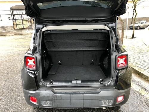 jeep renegade longitude 2016 baixa km único dono