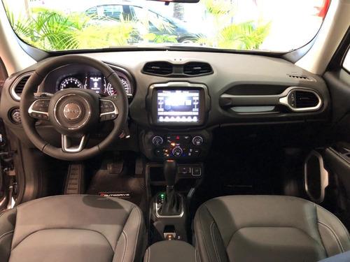 jeep renegade  longitude 4x2 plan nacional ultimos