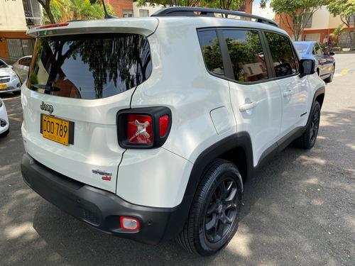 jeep renegade longitude 4x4  2017